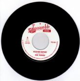 The Tenors - Weather Report / Hopeful Village (Treasure Isle) UK 7""
